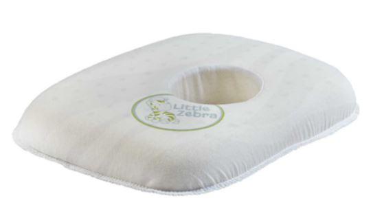 SB 3 11301 Newborn Latex Central Hollow Pillow