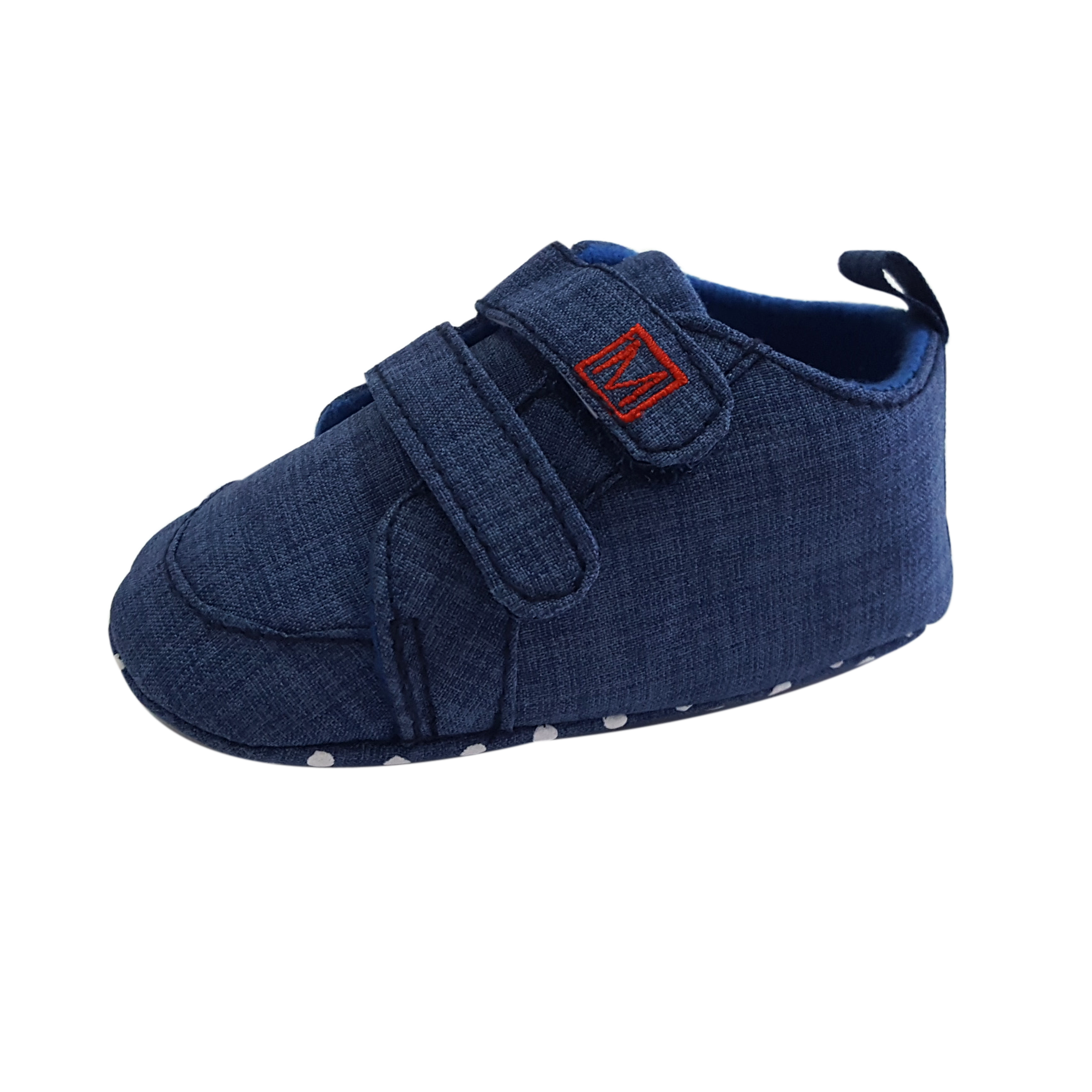 B125 navy canvas