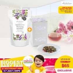 WHITETREE Pre & Post Natal Tea Set