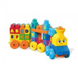 Mega Bloks ABC Music Train Toy (Fisher Price)