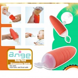 Ange Baby Food Dispensing Spoon (BUY 3 FREE 1)