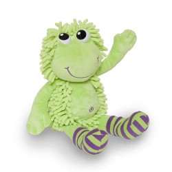 Okiedog Snoodles Fred Frog Baby Cuddly Toy
