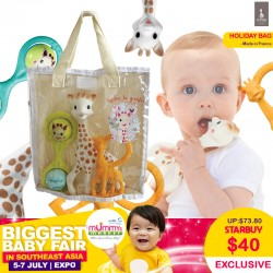 Sophie la Girafe Holiday Bag