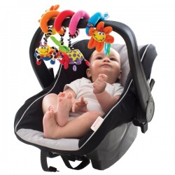 Playgro Amazing Garden Twirly Whirly - Baby Toy for Carseat / Cot