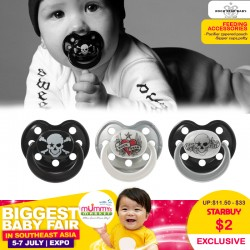 Rock Star Baby Full Range of Feeding Accessories