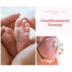 Take EA 28 Days Confinement Nanny Package + FREE 28 Days Red Dates Tea!!!