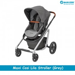 Maxi Cosi Lila Stroller + Free Cup Holder + 3 Years Warranty