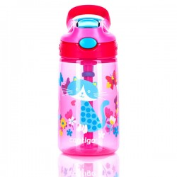 Contigo Autoseal Kids Gizmo Flip Water Bottle (14oz)