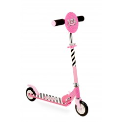 Little Tikes L.O.L. Surprise! Folding Kick Scooter - Stripes