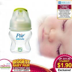 Pur Milksafe Feeding Bottle (150ml)
