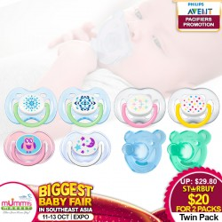 Philips Avent Pacifier (Any 2 for $20)