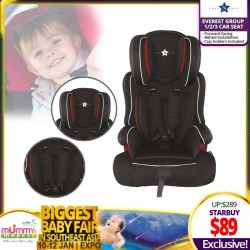 Cozy & Safe Everest Group 1/2/3 Carseat