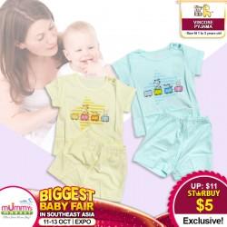 Baby Viscose Pyjamas