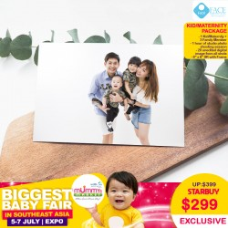 Face Studio Kid/Maternity Expo Package