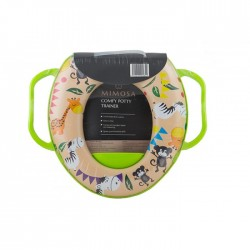 Mimosa Comfy Potty Trainer (Animal / Green)