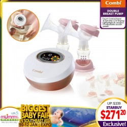 Combi Double Breastpump