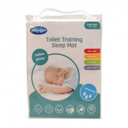 Playgro Toilet Training Sleep Mat - Cotton Jersey