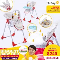 Safety 1st Kiwi 3in1 Highchair