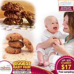 Yummies4mummies Tea-rrific Earl Grey / Good Ol' Chocolate Chip Cookies + Free sampling