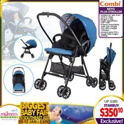 Combi Neyo Plus Stroller