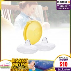 Medela Contact Nipple Shield (Size S / M / L)