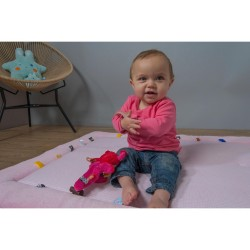 Snoozebaby Cheerful Playing Sensory Playmat