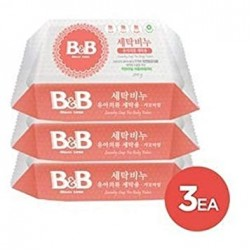 B&B Laundry Soap for Baby Fabric (ACACIA / CHAMOMILE) Bundle of 3!!