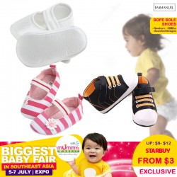 EM Baby Soft Sole Shoes
