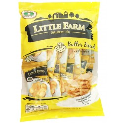 Little Farm Garlic / Butter Toast Bundle of 5 (5 x 10pck)