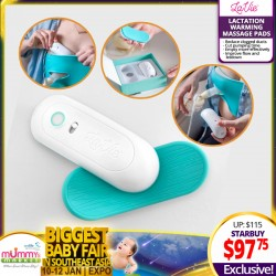 Lavie Lactation Warming Massage Pads