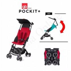 GB Pockit+ Y Stroller (CHERRY RED / LAGUNA BLUE / SATIN BLACK)