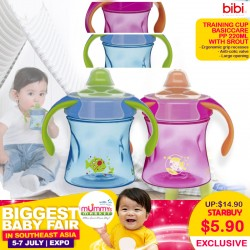 Bibi Training Cup Basic Care