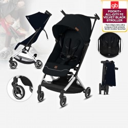 GB Pockit+ All-City FE Lightweight Stroller