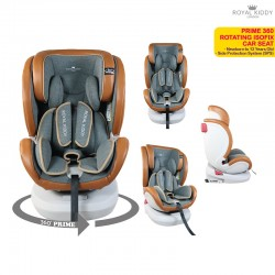 Royal Kiddy London RK Prime 360 Rotating ISOFIX Carseat