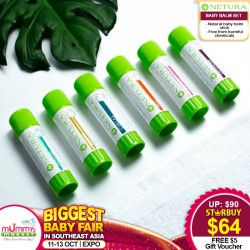 Netura Baby Balm Set + FREE $5 Gift Voucher!!!