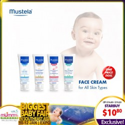 Mustela One Price Deal: Face Cream for All Skin Types Skincare