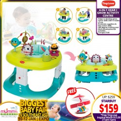 TinyLove Here I Grow Activity Center (Walker/Pusher/Jumper/Activity Center)
