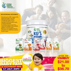 Global Health Naturals (Kids Probiotics and Nutrition)