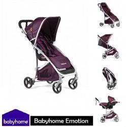 Babyhome Emotion Stroller FREE Bumper Bar + Canopy Extender + Travel Bag (SAVE More Than 70%)