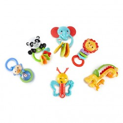 Fisher Price Playful Pals Toy Gift Set