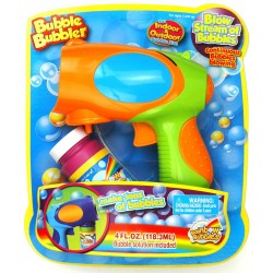 Rainbow Bubbles Continuous Bubble Blower (Battery Operated)