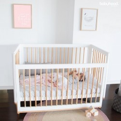 Babyhood Riya 5-in-1 Cot + Mattress (Bundle A/B/C)