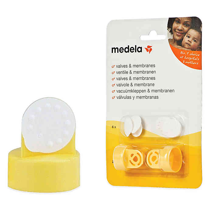Medela New Valves and Membranes Set