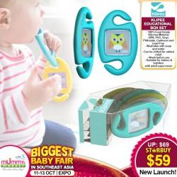 (Klipee x Little Bearnie) Educational Box Set (Toy)