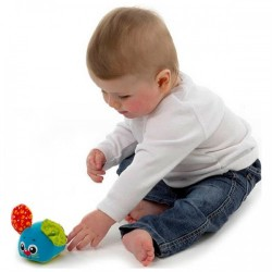 Playgro Mouse Scoot Along Baby Toy