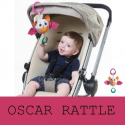 TinyLove Tiny Princess Tales Oscar Rattle Toy