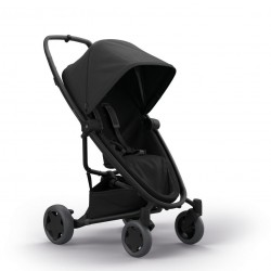 Quinny Zapp Flex Plus Stroller (4 wheels) + Cabriofix Carseat + Free Lifetime Warranty