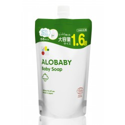 Alobaby Baby Soap Refill (400ml)
