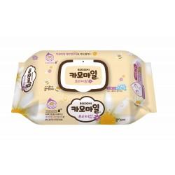 Bosomi Chamomile Wet Tissue Cap 70s (18 Packs/Carton)