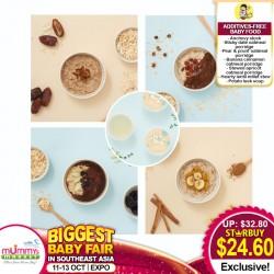ANYA MEALS Addictives-FREE Baby Foods All Range